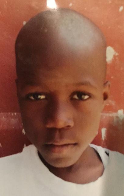 Kensly Baptiste. Born: April 2008. Grade:2nd